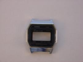 Kunststof kast Casio horloge
