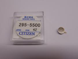 Citizen accu Eco Drive mod. 295-55