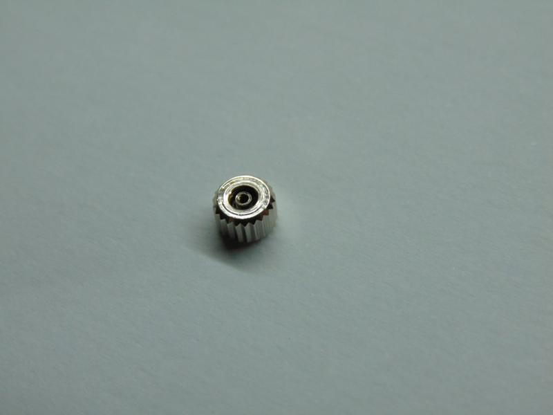 Stalen kroon waterdicht tube 1.8