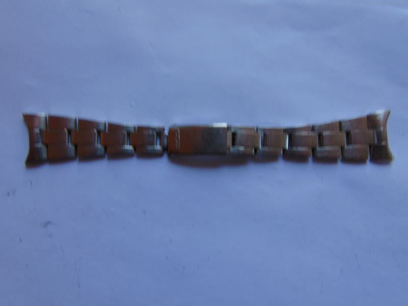 Stalen Seiko horlogeband