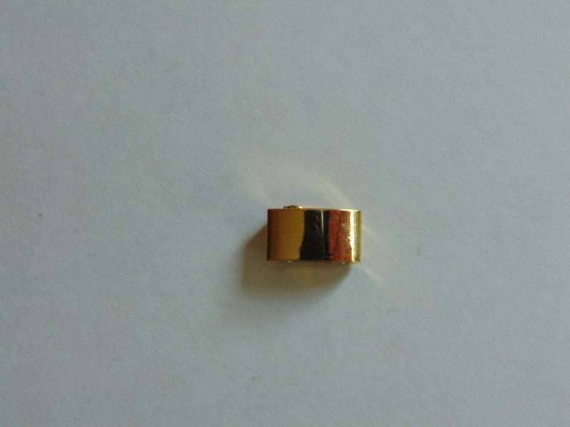 Double klapslot enkel 6 mm.