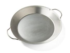 BIG GREEN EGG Stir-Fry&Paella Grill Pan voor Large-XLarge-XXLarge BGE-SPAE