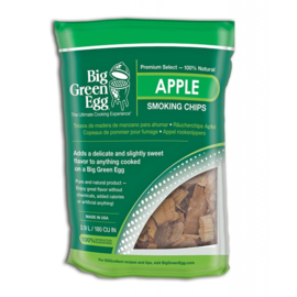 Big Green Egg Wood Chips Appel 113962