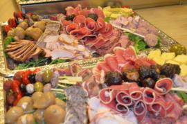 Luxe Hors d'oeuvre Vlees, prijs per persoon