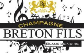 Champagne Breton Blanc de Noirs, 2015