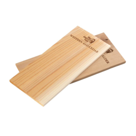 BIG GREEN EGG Wooden Grilling Planks Ceder BGE-CPLANK2