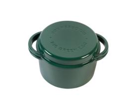 Green Dutch Oven Round 23 CM 117045