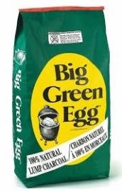 Big Green Egg Houtskool zak a 9 kg.