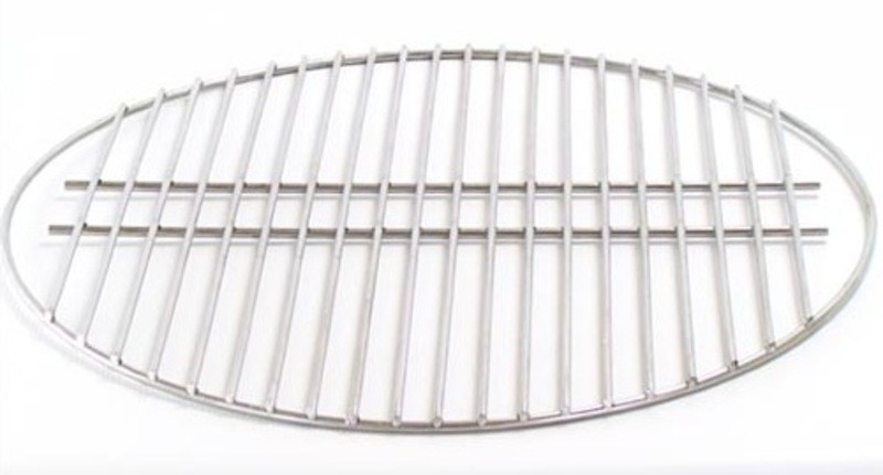 Big Green Egg Stainless Steel Grid Large 110138