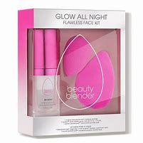 Glow all night Flawless face kit
