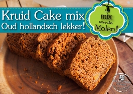 Oud Hollandsche Kruidcake mix 425 gram