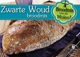 Zwarte Woud Brood Broodmix 500gram