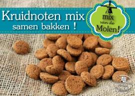 Kruidnoten Mix 375gr