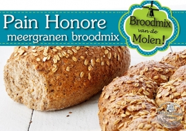 Pain du Honoré Brood Broodmix 500gram