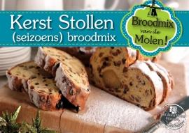 Kerst Stollen Broodmix 500gram