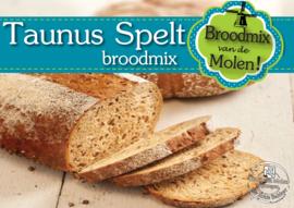 Taunus Speltbrood Broodmix 500gram