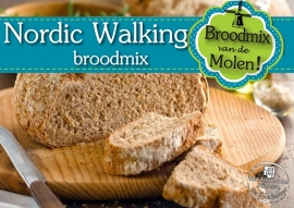 Nordic Walking Brood Broodmix 500gram