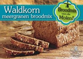 Waldkorn Brood Broodmix 500gram