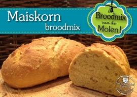 Maiskorn Brood  Broodmix 500gram