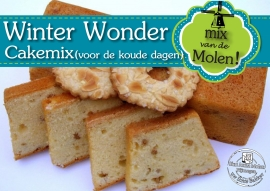 Winter Wonder Cakemix 425gram