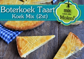 Boterkoek Taartje Mix 500gram