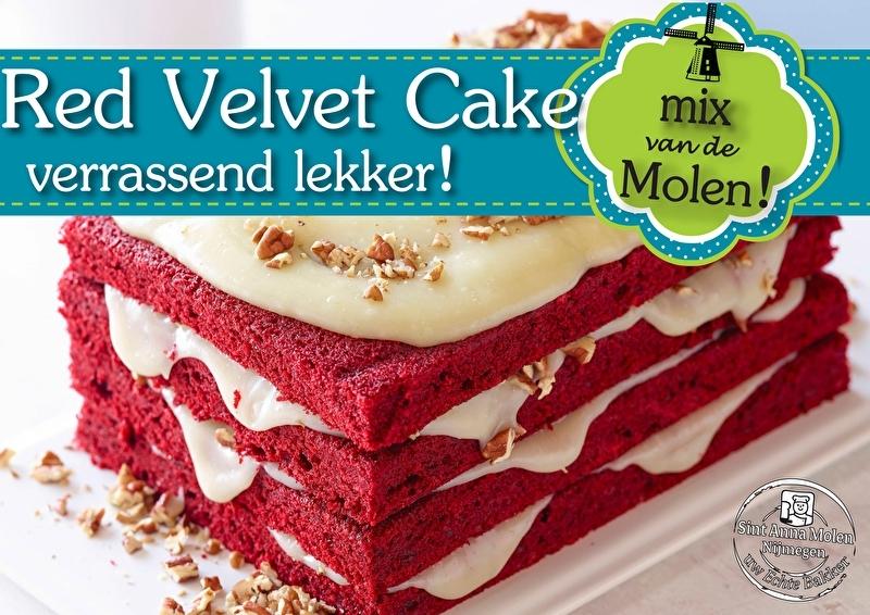 Red Velvet Cake Mix 500gram