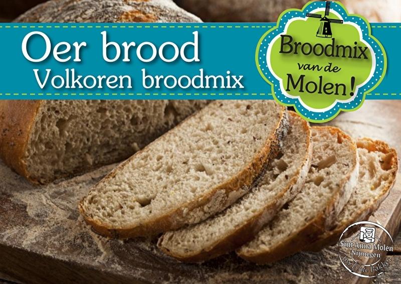 Oerbrood Broodmix 500gram
