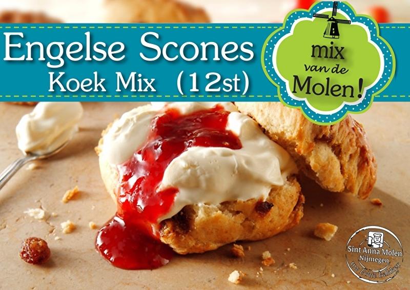 Scones Mix 500gram