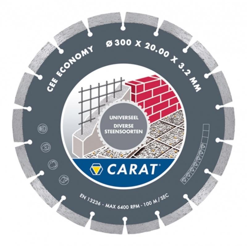 CARAT zaagblad CEE UNIVERSEEL ECONOMY