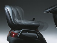 Husgvarna-TS -238-verschuifbare-stoel