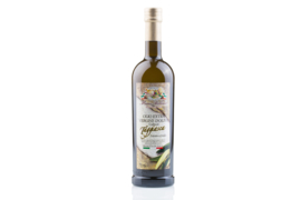Olijfolie extra vierge Taggiasca / Ligurië / 100% Taggiasca olijven / Ghiglione / Ongefilterd / 1 fles 0,5 L. / t.h.t. 31-10-2020