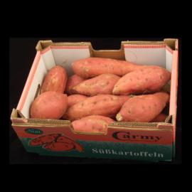 AARDAPPEL ZOET  oranje vruchtvlees | BATAAT | TEELT BIO-SPANJE | 6KG