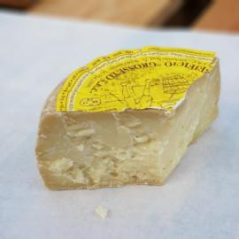 Pecorino (van schapenmelk) uit de Toscaanse Maremma, gerijpt. / 500gram / t.h.t. 07-11-2020
