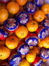 Mandarijn | Mandarini Tardivo di Ciaculli| oer-mandarijn | Calabrië | 500gram