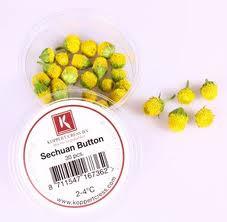 Sechuan Buttons / Szechuan buttons / ABC kruid | Buzz buttons / Bloemhoofdjes / Koppert Cress /  NL / Bakje 30 stuks
