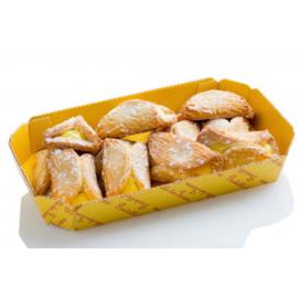 Bauletti al Limone / Koekjes met citroencreme / Italiaanse koekjes / 200 g / t.h.t. 30-11-2020