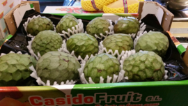 CHERIMOYA | FINO JETTE | TEELT REGULIER - Peru/ doos 9 stuks (3kg)