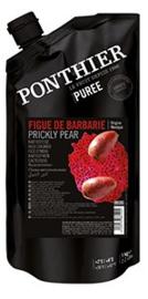 Cactusvijgen | 90% fruit - 10% suiker | Ponthier- Frankrijk | zak 1 L.