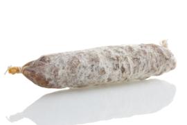 Cacciatore DOP | Kleine salami met knoflook en peper  | 200gram | 1stuks / t.h.t. 30-09-2020