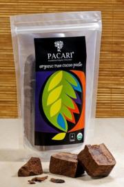Pacari raw cacao pasta BIO - tijdelijk niet op voorraad-