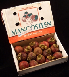 Mangistan / Mangosteen | Indonesie /  500gr (6-8 stuks)