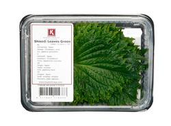 Shiso leaves  groen  | Koppert cress - NL | 1x15 stuks