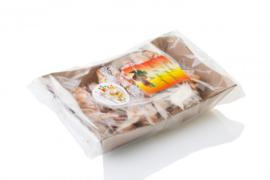 Fiocchi di sfoglia alla ciliegia / knopen van bladerdeeg met kersen | pakje 200gram / t.h.t 17-12-2021
