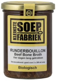 Runderbouillon / Kleinste soepfabriek / pot 400ml