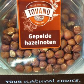 Hazelnoten / gepelde hazelnoten / regulier - Turkije  / 100gram