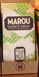 Marou Coconut Milk & Ben Tre 55% / t.h.t. 03-03-2021