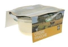 Creme fraiche / Weerribben / 125ml / 1 bakje