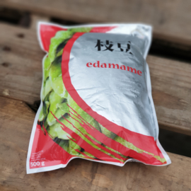 Edamame Bonen | ONTDOOIT PRODUCT | Teelt regulier - China | 500gram