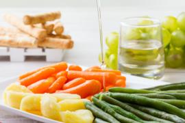 Balsamico azijn / Witte wijnazijn / Witte Condimento Balsamico 0,5l / t.h.t. 31-07-2023