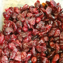 Cranberry gedroogd | USA | 125gram